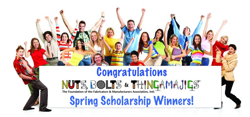 NBT Scholarship Winners