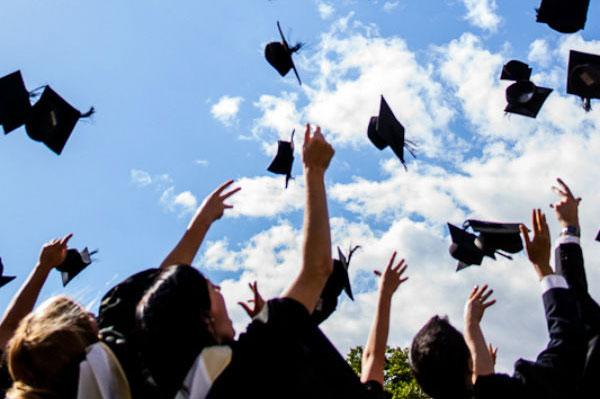 NBT Scholarship graduates